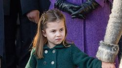 Princess Charlotte Wins Hearts With Adorable Little Curtsy For The
