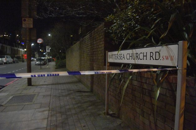Man Dies In Christmas Eve Shooting Outside London Townhouse