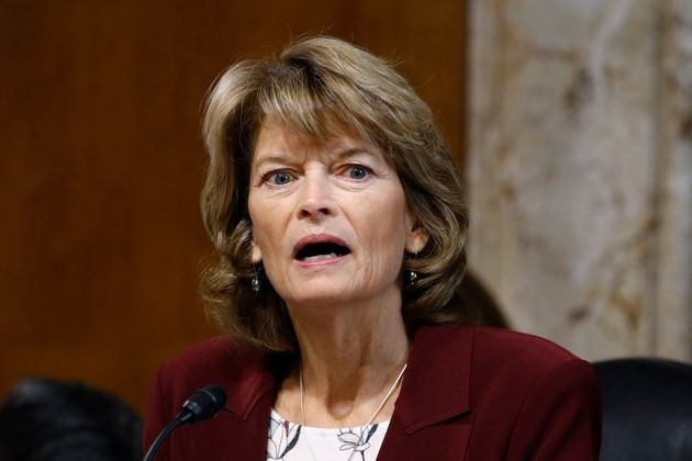 "Sen. Lisa Murkowski says she was ""disturbed"" to hear Senate Majority Leader Mitch McConnell..."