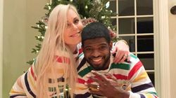 Lindsey Vonn And P.K. Subban Got Engaged (Again) On Christmas