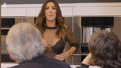 Paz Padilla, en lencería ante Bertín Osborne para lanzarle un dardo a Cristina