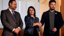 PSOE y ERC siguen negociando un acuerdo de investidura que