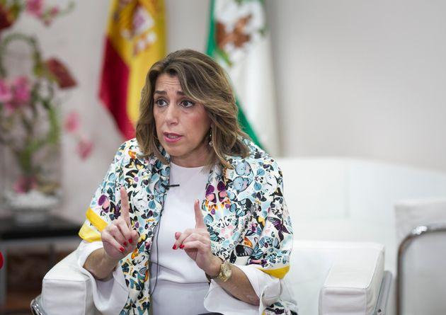 Susana Díaz ve