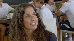 Mery Perelló, mujer de Rafa Nadal, sorprende en 'MasterChef' haciendo algo a lo que nos tiene muy poco