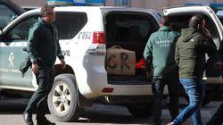 Detenidos 26 narcotraficantes que transportaban hachís de Málaga a