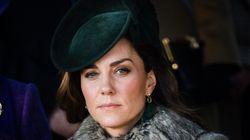 Kate Middleton da mucho que hablar con el abrigo que lleva en estas