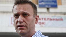 De nouveau interpellé, l'opposant russe Navalny rapidement