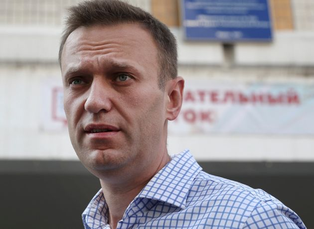 Alexeï Navalny a été arrêté jeudi après de nouvelles