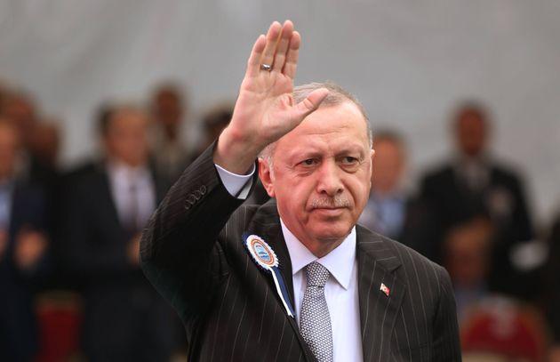 El presidente de Turquía, Recep Tayyip