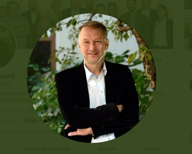 Bruno Bernard, candidat EELV à la métropole de