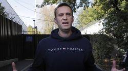 El líder opositor ruso Navalni, detenido durante un registro policial en su fundación