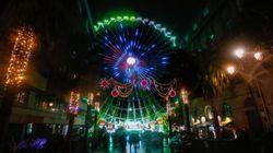 'The New York Times' alucina con las luces de Navidad de una ciudad española: