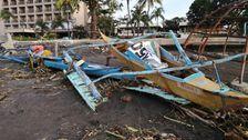 クリスマスの葉台風20日にフィリピン