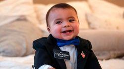 À sept mois, le plus jeune maire des États-Unis «est contre