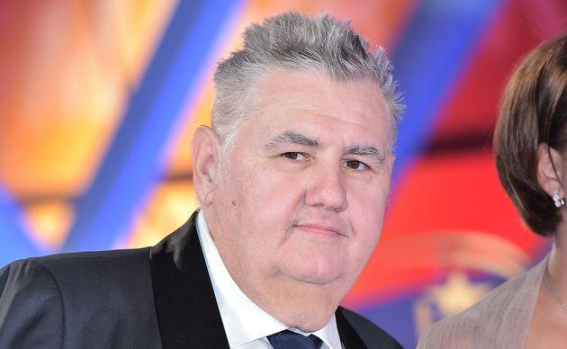Pierre Ménès (photographié ici le 29 novembre) visé par une enquête...