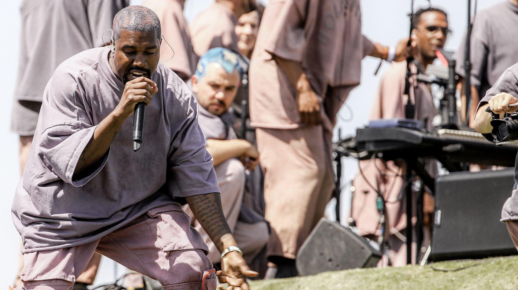 Kanye West Drops Second Gospel Album