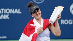 Bianca Andreescu Named Canadian Press Female Athlete Of The