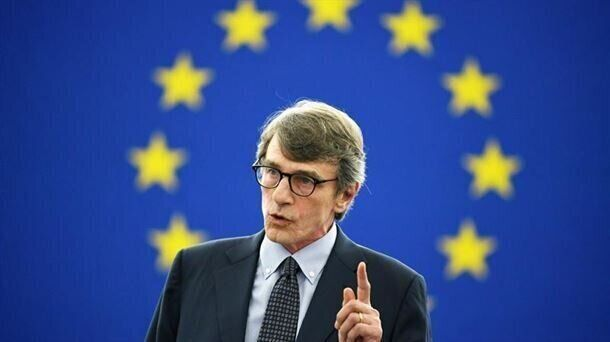 Presidente del Parlamento Europeo, el socialdemócrata David