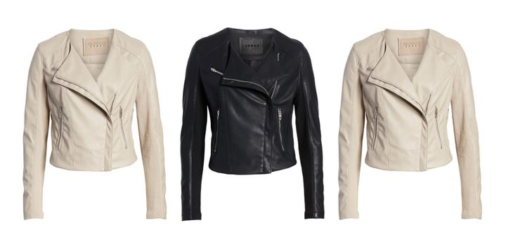 It's the affordable leather jacket you've been waiting for.
