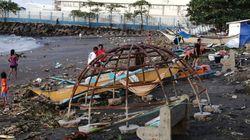 Un puissant typhon fait au moins 28 morts aux