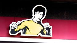 ブルース・リーそっくりの看板掲げた飲食店、15年目にしてついに訴えられる