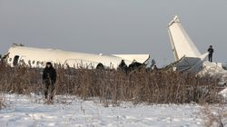 Un avion de ligne s'écrase au Kazakhstan, au moins 12