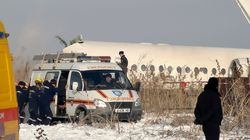 Bek Air Plane With 100 On board Crashes In Kazakhstan, 14