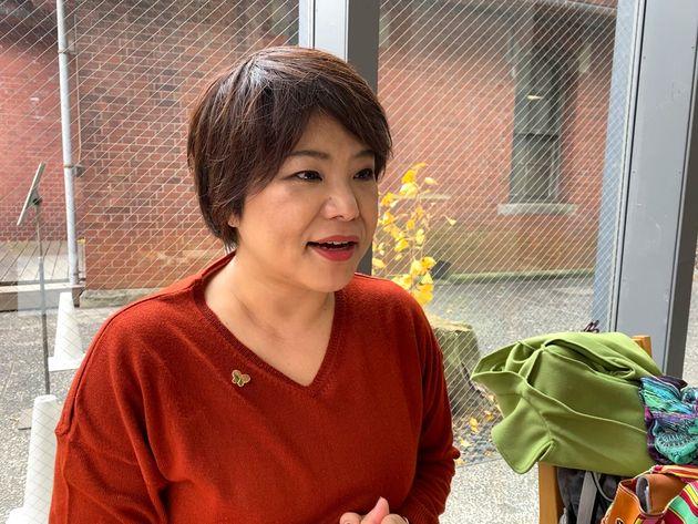 関西大学非常勤講師、視覚文化、ジェンダー・セクシュアリティ研究者の堀あきこさん