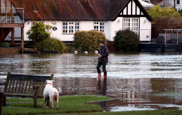UK Weather Forecast: Flood Warnings Still In Place Despite Easing Of Rain