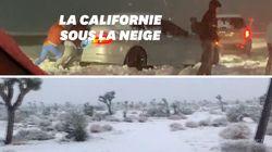 De fortes chutes de neige sèment la pagaille dans le Sud de la