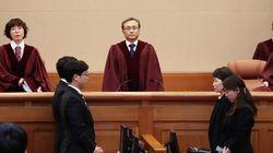 '한·일 위안부 합의' 각하 결정에 대한 일본 언론의