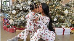 Kylie Jenner offre une bague en diamant à Stormi pour Noël, les fans