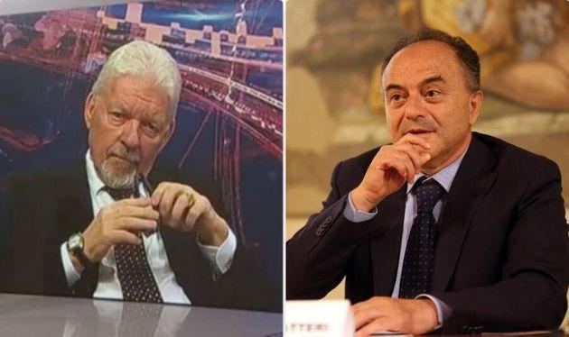 Otello Lupacchini, procuratore generale di Catanzaro - Nicola Gratteri, procuratore capo di