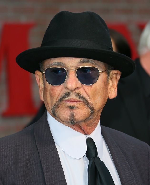 Joe Pesci at the premiere of The