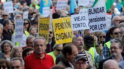 El gasto en pensiones sube un 4,7% en diciembre hasta los 9.759