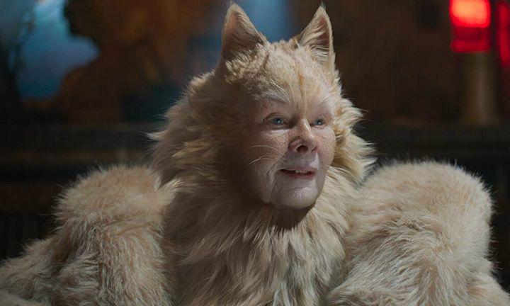 Judi Dench en una escena de 'Cats'.