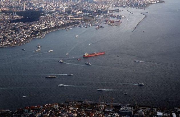 Το λιμάνι «Χαϊντάρ-Πασά»...