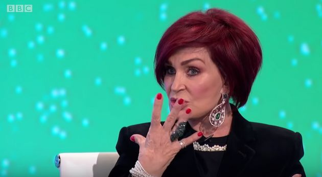 Sharon Osbourne Backtracks On Story Of Sacking Assistant After House Fire
