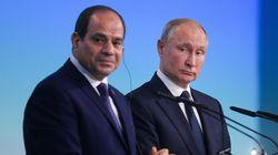 Πούτιν και Σίσι προτίθενται να συντονίσουν τις προσπάθειές τους για διευθέτηση της κατάστασης στην