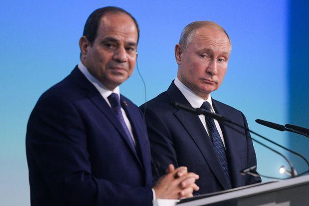 Πούτιν και αλ Σίσι προτίθενται...
