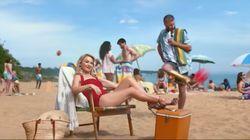 El vídeo de Kylie Minogue que ha calentado a todo un