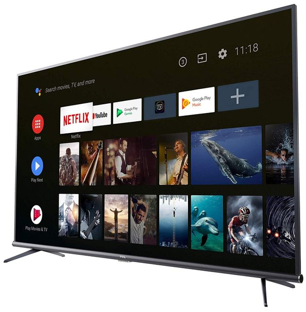 The TCL is a good, budget friendly TV which falls short compared to the high-end offerings, but is a...