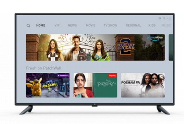 The Mi TV is the cheapest 4K TV you can get in this