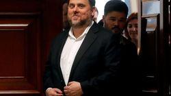 La Abogacía pide al Supremo que permita a Junqueras tomar posesión como