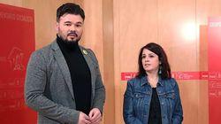 Los negociadores del PSOE y ERC se reúnen de nuevo en Madrid para desbloquear la