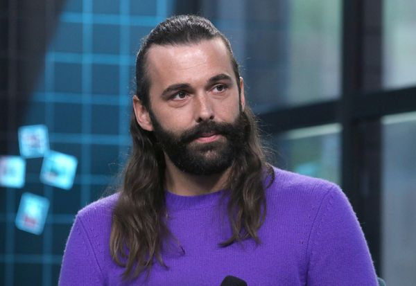 """In June, the """"Queer Eye"""" grooming expert <a href=""""//www.out.com/lifestyle/2019/6/10/queer-eyes-jonathan-van-ness-im-non"""