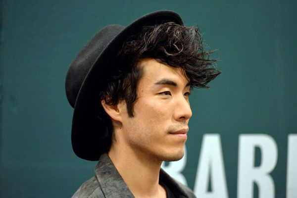 """Yang came out to the world as gay by releasing an emotional <a href=""""//www.huffpost.com/entry/eugene-lee-yang-of-the-tr"""