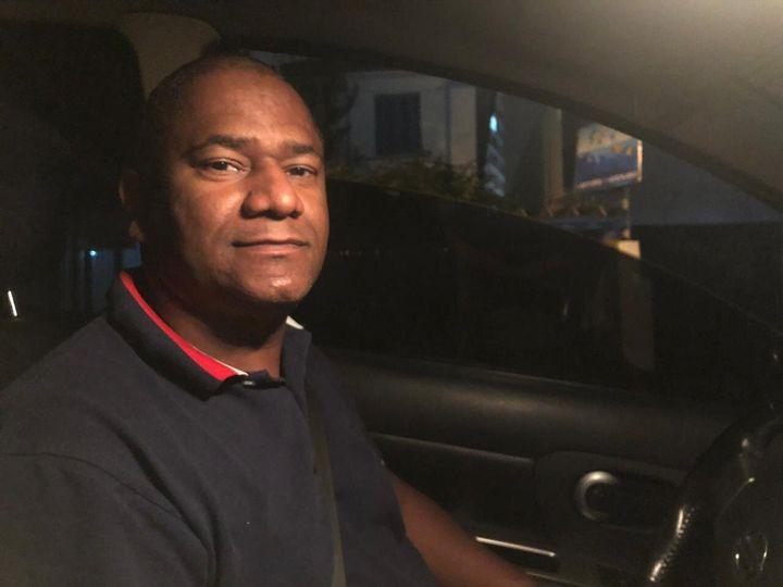 """Marcos Roberto da Silva: """"A 99 permitiu exercer meu papel de pai presente""""."""