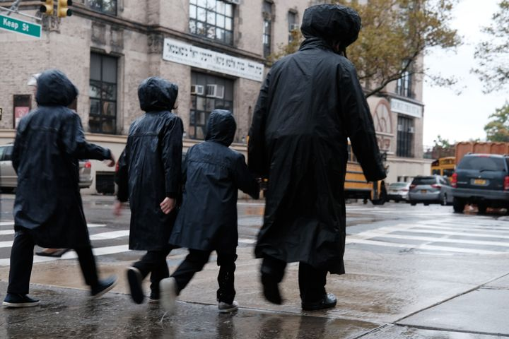 Westlake Legal Group 5e0683472500001e1198f42f Flurry Of Anti-Semitic Attacks Emerge In New York City During Hanukkah