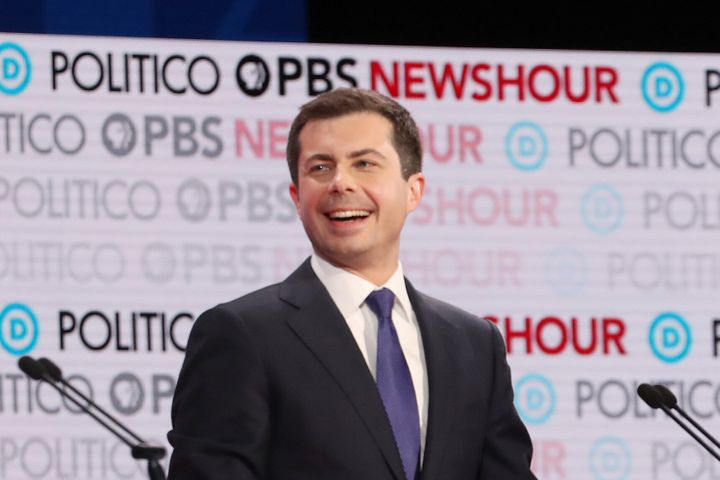 South Bend, Indiana, Mayor Pete Buttigieg has run at least three television advertisements criticizing Medicare for All.